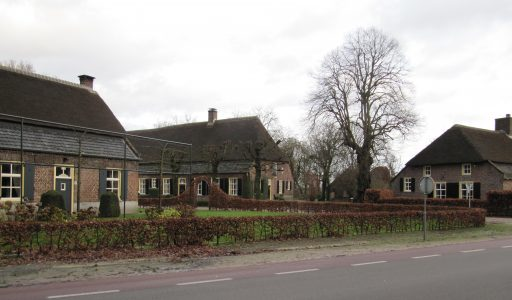 Hoeve Boomen in Lierop is van 1450.
