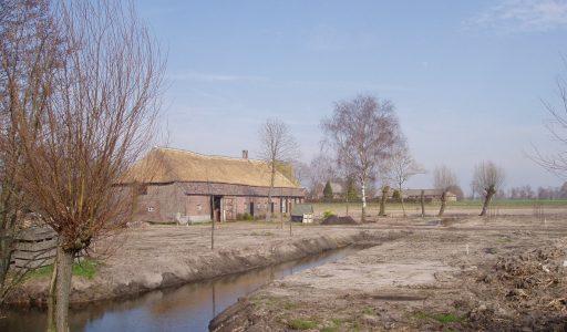 De Esper Hoeve: herstel van een moated site in Bakel