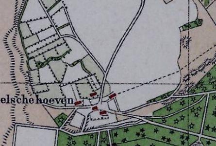 Moorsel, bewoningskroniek tot 1832