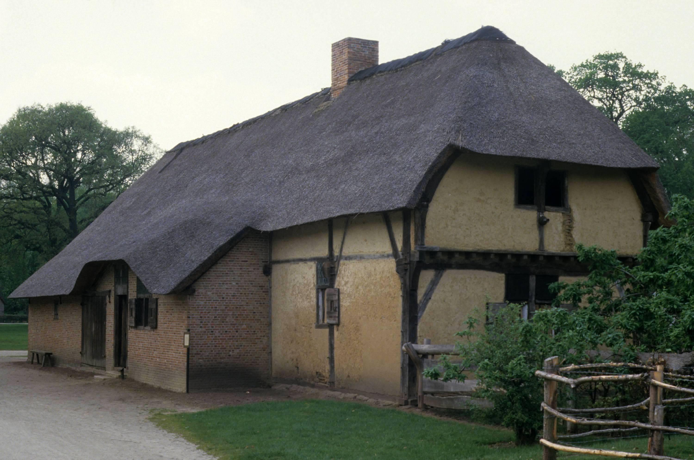 De Oudste Boerderijen Houtbouw Over Cultuurhistorie En Zo