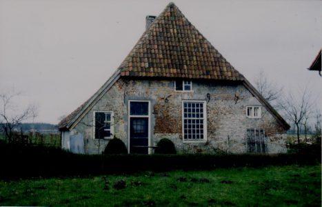 Het houten hallehuis